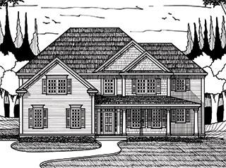 Blackstone Plan New Construction Nashua NH