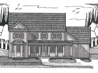 Oaklawn Hills Plan New Construction Longmeadow